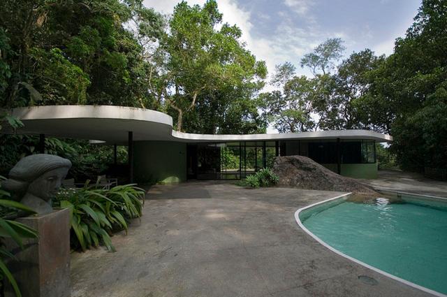 Casa Das Canoas