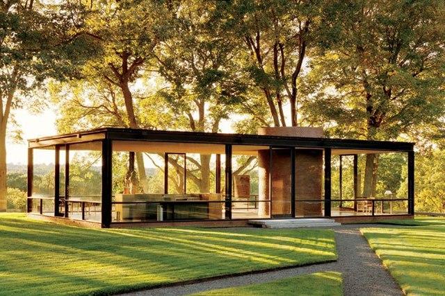 Casa de Cristal (The Glass House)