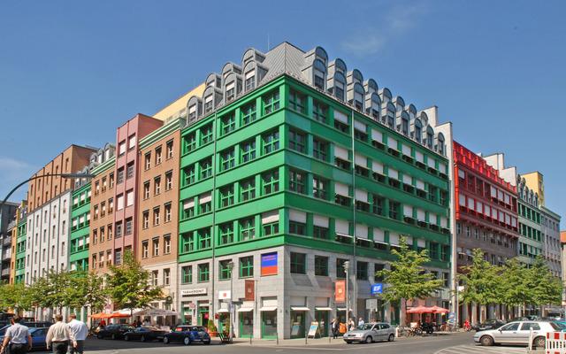 Edificio Quartier Schützenstrasse