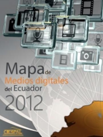 Mapa de medios digitales de Ecuador