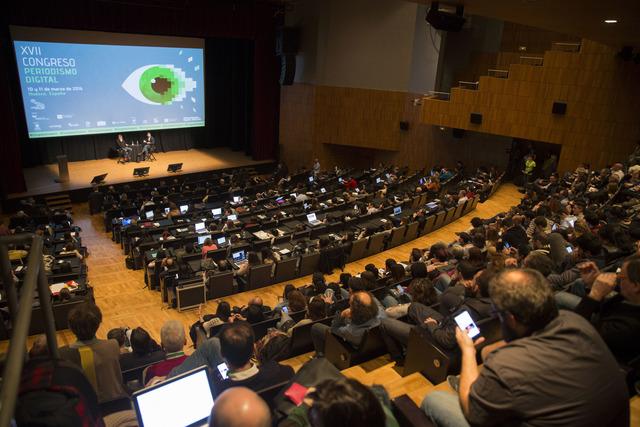 Congreso sobre el ciberperiodismo En Quito