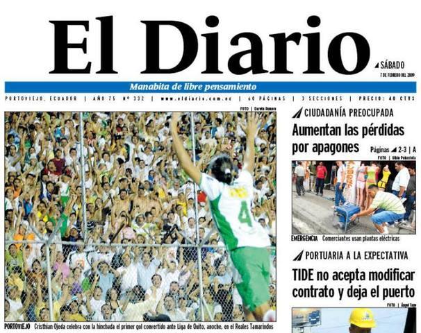 Diario de Portoviejo