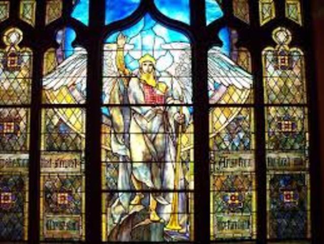 ANGEL DE LA RESURRECCION