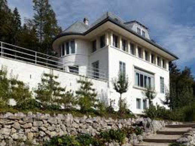 Villa Jeanneret- Perret