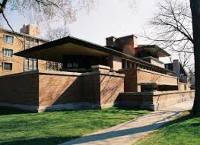 Frederic Robie House