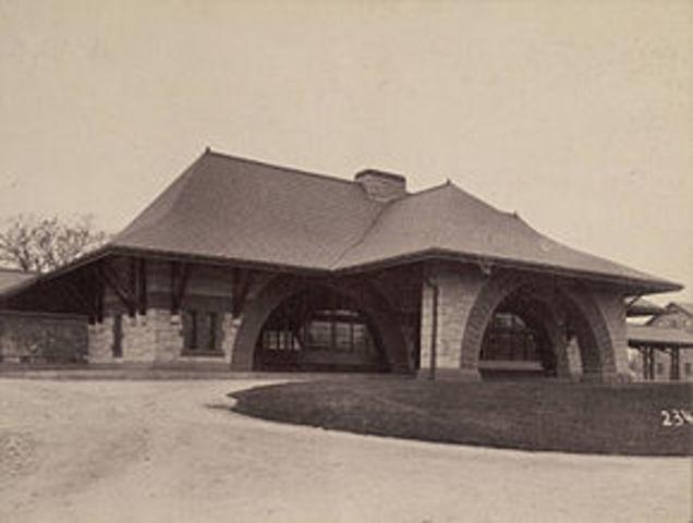 Estación de ferrocarril Old Colony Railroad