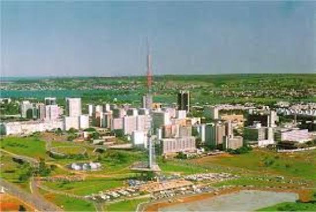 Urbanización de Brasilia