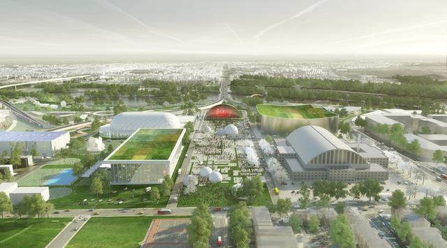 Remodelacion del Estadio RFK