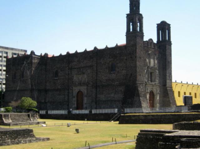 Fundación del Colegio de Santa Cruz de Tlatelolco, en 1537