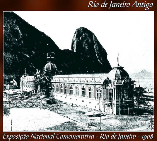 Exposição Nacional Comemorativa ao Centenário da Abertura dos Portos do Brasil