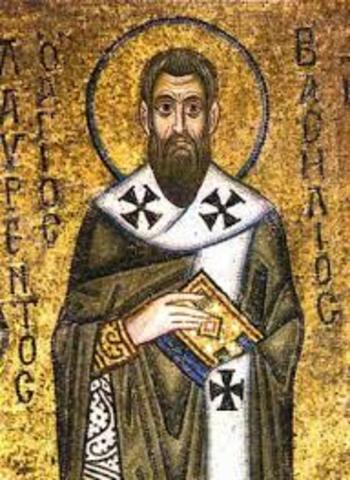 San Basilio de Cesarea (329-379)