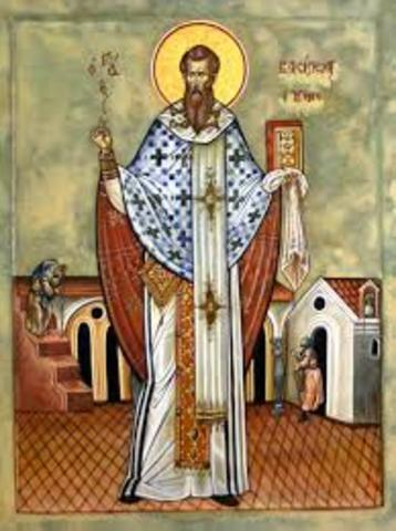 Regla de San Basilio