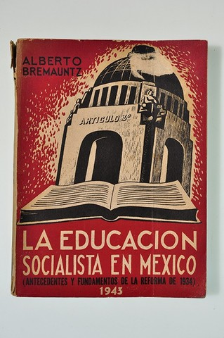 Se establece la Educación Socialista en Mexico