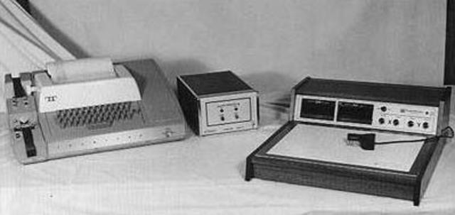 Elograph, 1971