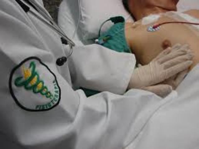 Primeiro serviço de fisioterapia no brasil