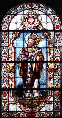 San Crodegango de Metz y la primera Regla canonical