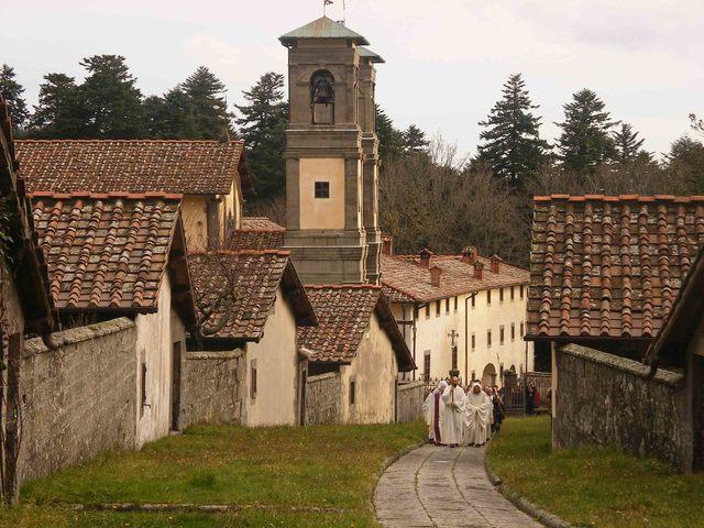 San Romualdo y los Camaldulenses