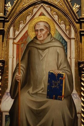 San Juan Gualberto (985-1073)  y los Vallumbrosianos