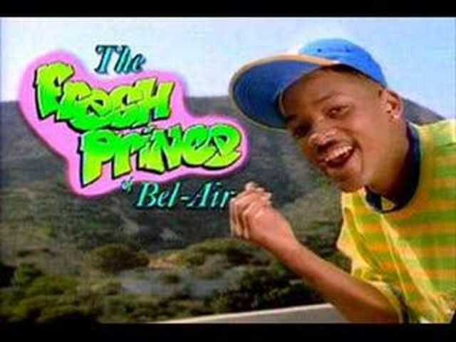 """""""The Fresh Prince of Bel Air"""""""