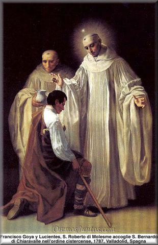 San Roberto de Molesme, fundador del Cister (1028-1111)
