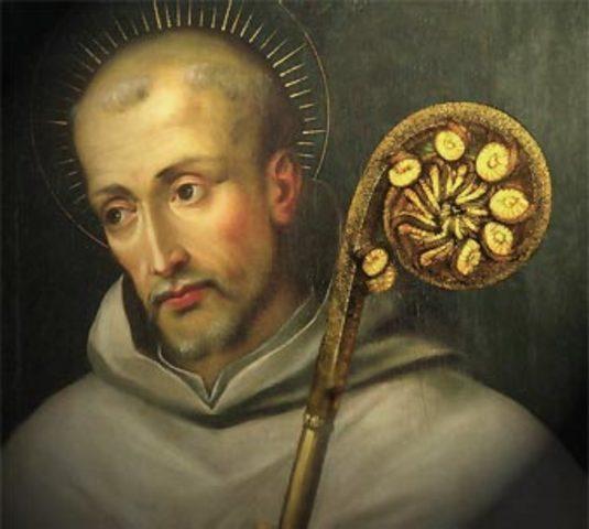 San Bernardo (1090-1153)