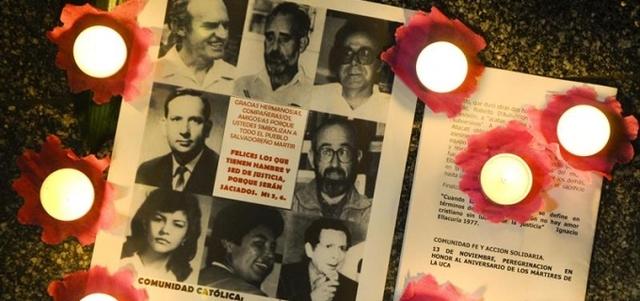 Asesinato de los Padres Jesuitas