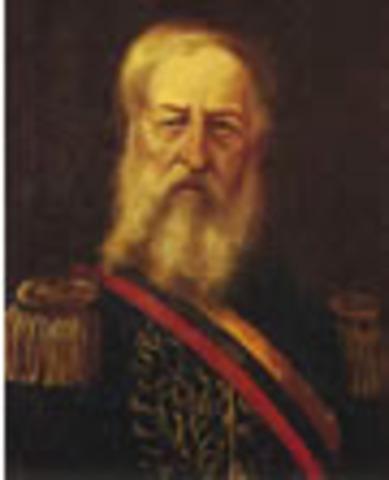Presidente de Nueva Granada: José Hilario López
