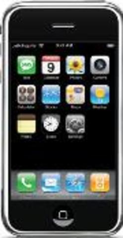 O Iphone é lançado