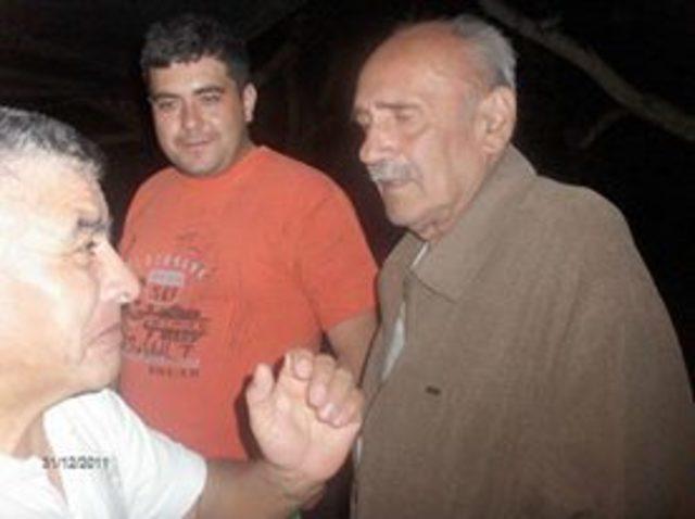 El ultimo dia de mi abuelo