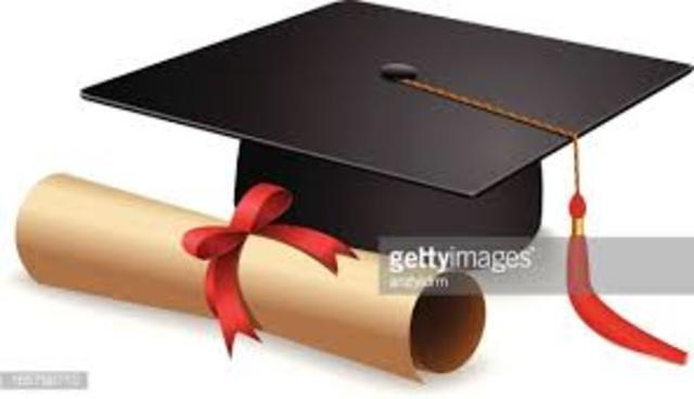La graduación de mi haermana
