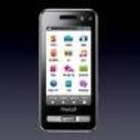 Primeiros celulares Touch Screen