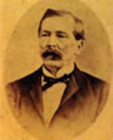 Presidente de Nueva Granada: Manuel María Mallarino