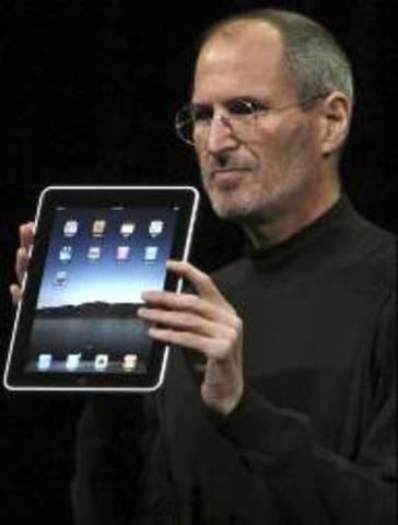 Apple Lança o Ipad