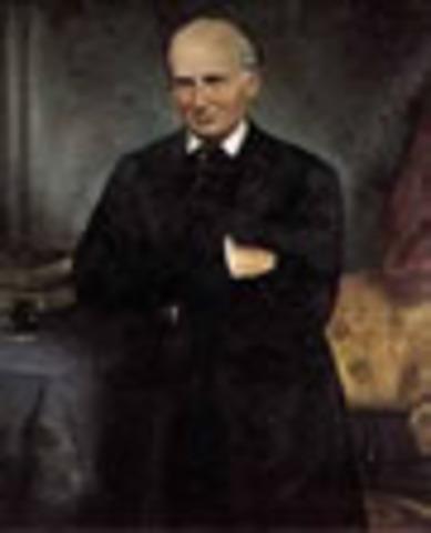 Presidente de Nueva Granada: Mariano Ospina Rodríguez