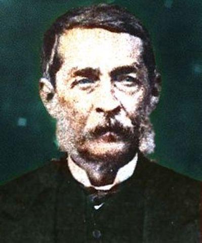 Manuel Murillo Toro nuevo presidente
