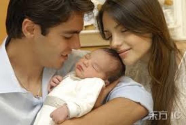 El nacimiento de mi primer hijo