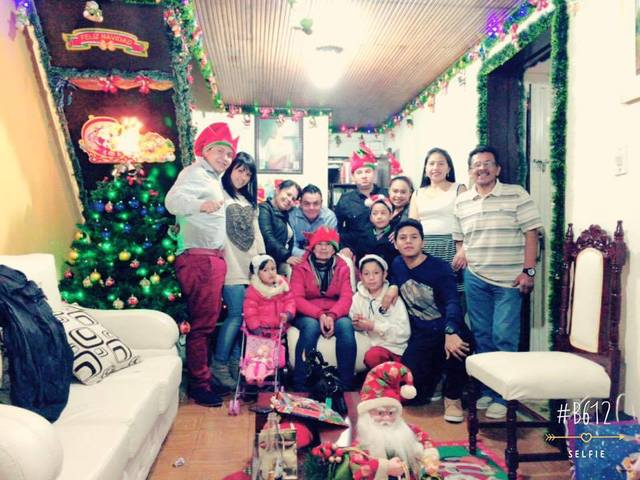 Celebrando Navidad