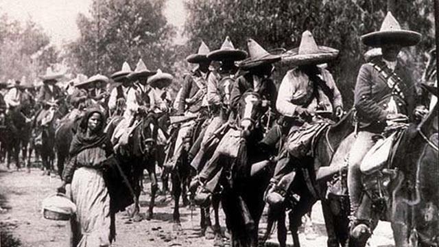 El comercio durante la Revolución mexicana