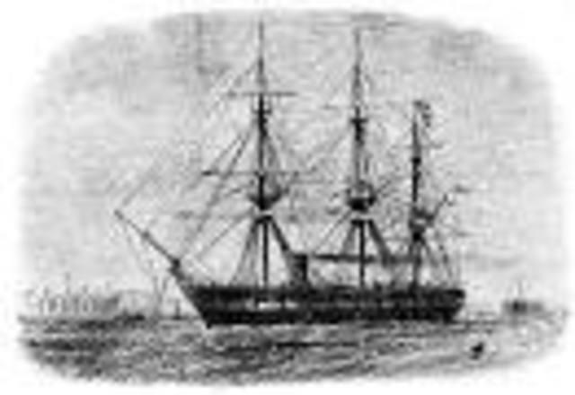 Expedición del HMS Challenger