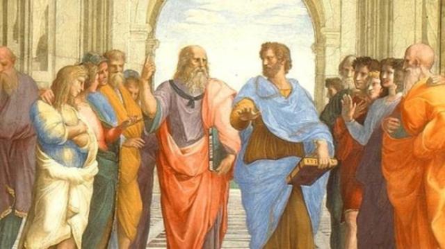 ANTECEDENTES TEMPRANOS (300 A. C. a 1840 D.C.): Platón y Aristóteles