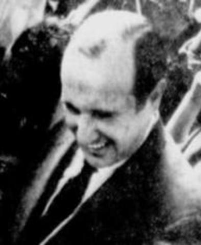 Misael Pastrana presidente