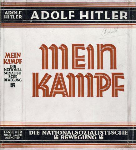 Hitler Releases Mein Kampf ( My Struggle )
