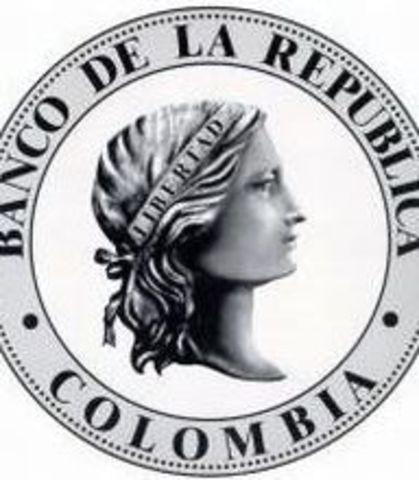Constituido el Banco de la República