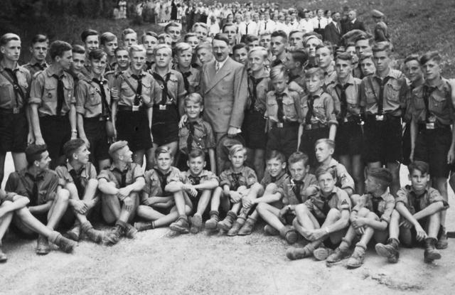 Start of Hitler Youth