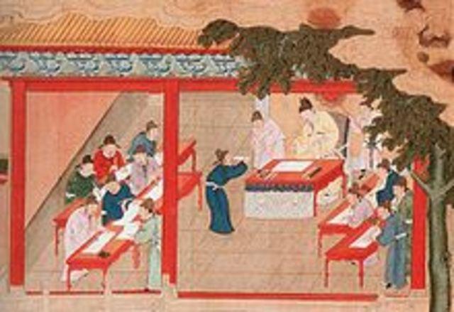 IMPERIO CHINO (Dinastía Tang)