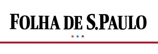 JORNAL FOLHA DE S. PAULO COLOCA A SUA PRIMEIRA PÁGINA NA WEB