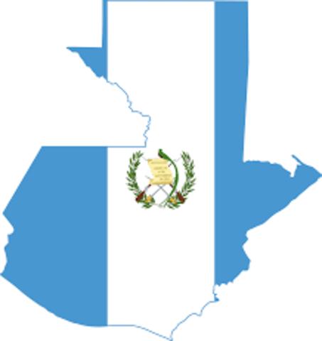 Construcción del Proceso de Democratización y Establecimiento de Paz en Guatemala (1996–2003)