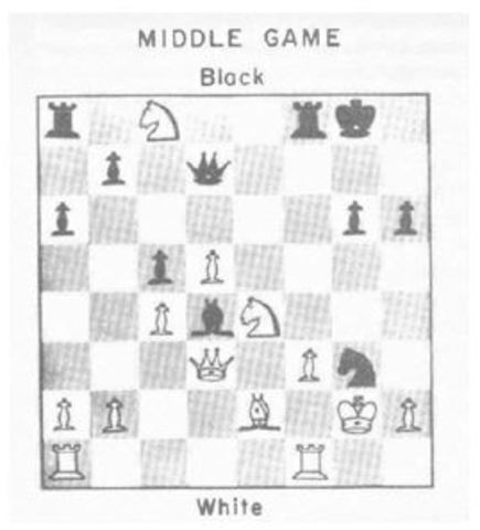 KZG bei Schachspielern, Chase + Simon