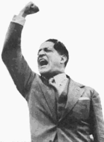 Asesinado en Bogotá Jorge Eliecer Gaitán