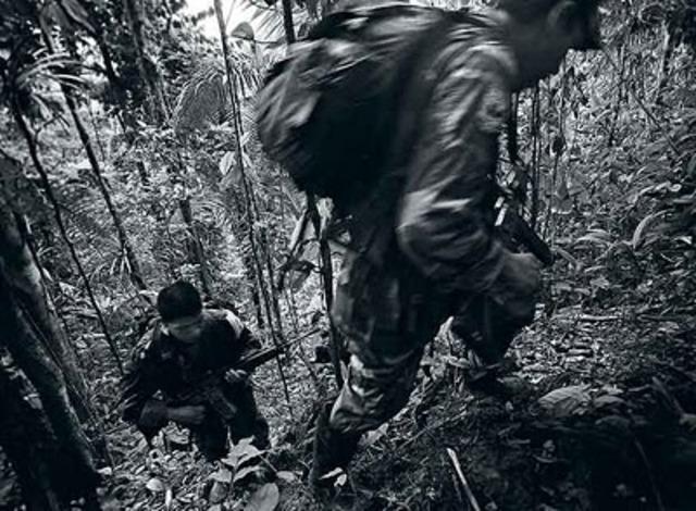 Los liberales organizan guerrillas